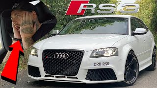 FIRST DRIVE; MY 441 BHP AUDI RS3 *INSANE LAUNCH*