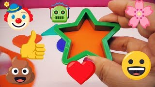 Play Doh Fun For Kids Learning Colors - Learn Colors And Shapes -  Eden's Secret Playground