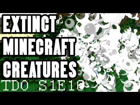 """EXTINCT MINECRAFT CREATURES"" - The Daylight Owl: Season 1: FINALE"