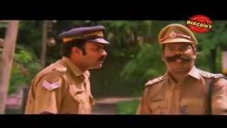 Tejabhai & Family - Kusruthi Malayalam Movie Comedy Scene salim kumar and harishree ashokan