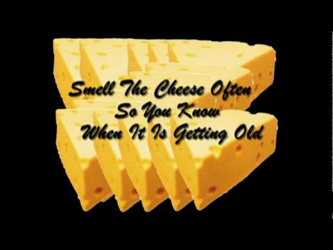 Who Moved My Cheese? video