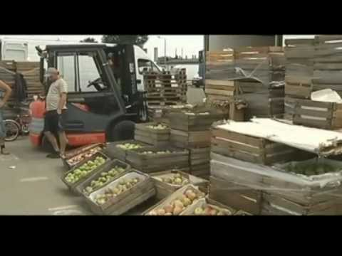 Russia Bans Food Imports in Retaliation for Western Sanctions