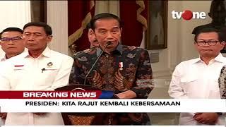 SEDANG VIRAL!!  Joko Widodo Emosional Tanggapi Aksi 22 Mei di Jakarta