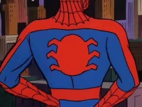 Spiderman / Hombre Araña - Opening Latino (remasterizado)