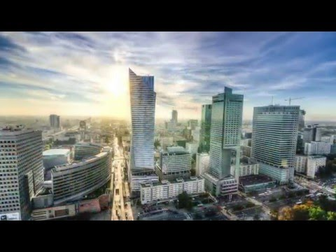 Warsaw, Poland - Phoenix City