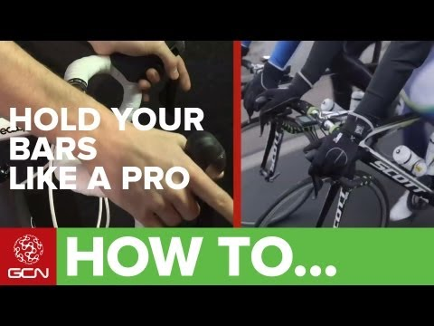 How To Hold Your Handlebars Like A Pro