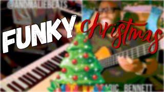 Funky Christmas‼️???? - Killer Bass Groove ~ Daric Bennett's Bass Lessons