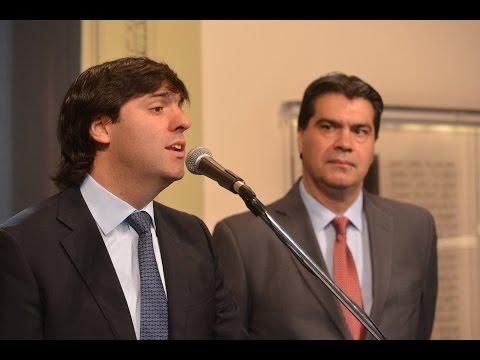 Diego Bossio detalló las medidas para los damnificados por las inundaciones