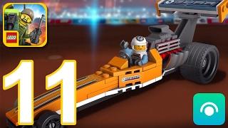 LEGO City My City 2 - Gameplay Walkthrough Part 11 - Monster Jumps (iOS)