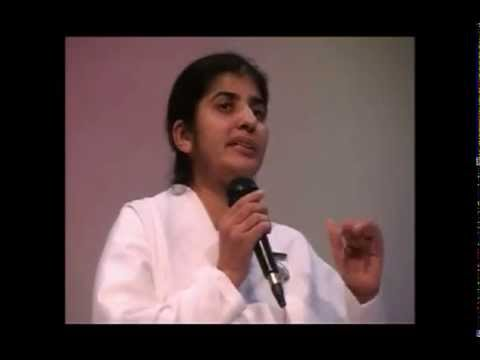 Easy Meditation For Busy People (part 1) - Bk Shivani (hindi) video