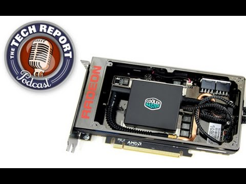 Radeon R9 Fury X tested & dissected - The TR Podcast 179