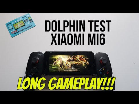 Resident Evil 4 Long Gameplay Android Dolphin test/Snapdragon 835 Gamecube games 30FPS