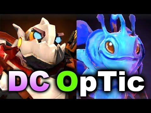 OpTic vs DC - AMERICA FINAL - ASUS ROG MASTERS DOTA 2