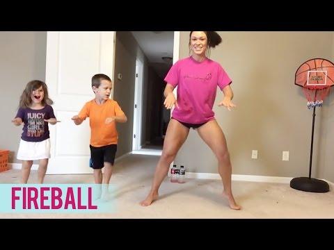 Pitbull  Fireball Dance Fitness with Jessica