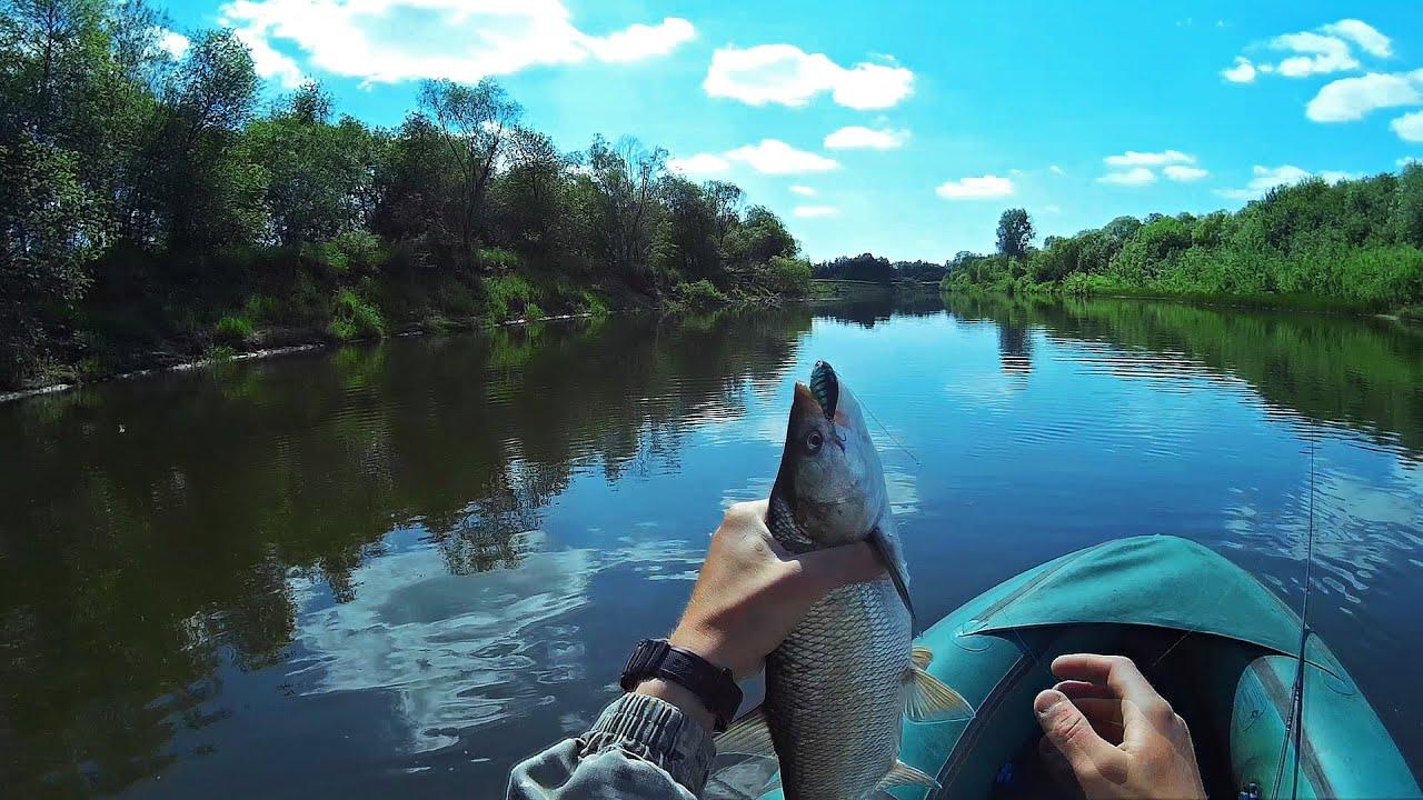 видео сплавная рыбалка