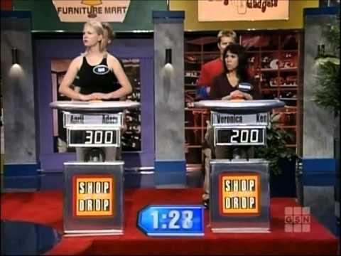 Shop Til You Drop 2001 April/Adam vs. Veronica/Ken