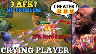 HOW TO WIN 3 AFK   CHEAT???   MOBILE LEGENDS   MOBILE LEGENDS BANG BANG