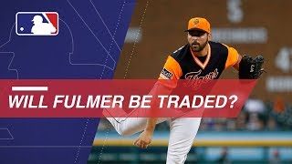 Fireballing starter Michael Fulmer could be trade bait