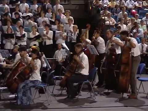 Énekeljetek nagy Istenünknek - Mabavit 2006 összevont ének és zenekar