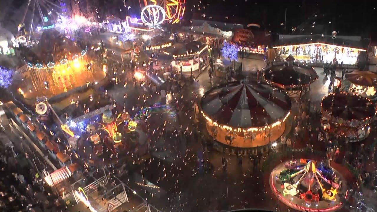 Winter Wonderland Hyde Park 2012 YouTube