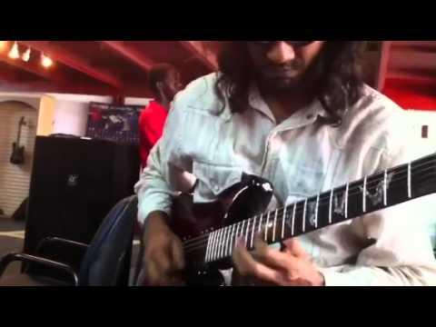 Paul Reed Smith SE Paul Allender - Shyam Singh