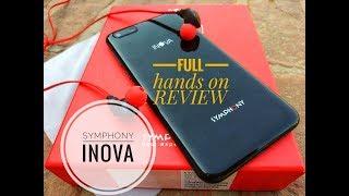Symphony INOVA : Full hands on REVIEW ।। Bangla Review ।।
