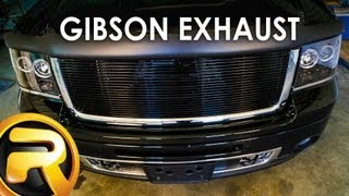 Gibson Performance Exhaust System - Fast Fact