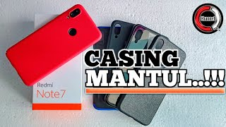 5 Casing Redmi Note 7 Paling Recommended