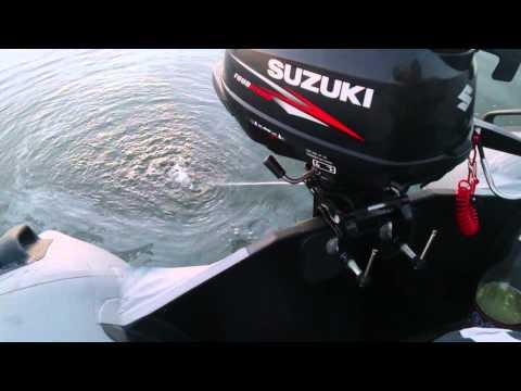 лодочные моторы suzuki 2.5 устройство