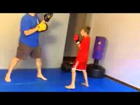 Jerry Jones Kids MMA Striking, Nutley NJ Submission Wrestling Image 1