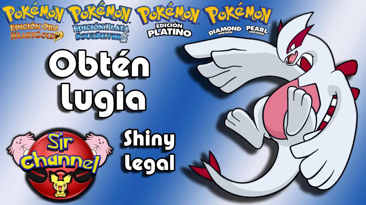 pokemon soul silver how to find lugia