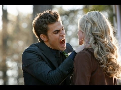 Paul Wesley Best Acting Moments (As Stefan Salvatore) Part 1