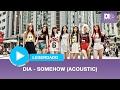 DIA - Somehow (Acoustic Version) [Legendado PT-BR \ Color Coded]