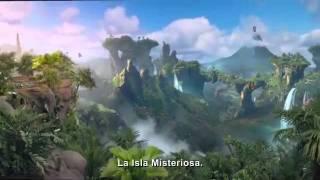 Viaje 2_ la isla misteriosa Trailer HD