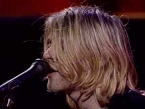 Nirvana - Heart Shaped Box live