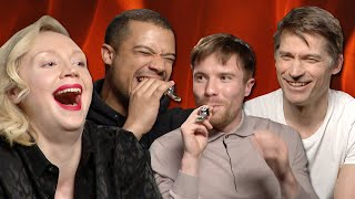 'Game of Thrones' Cast Play Theme Tune On A Kazoo In 'The BIG GOT Pub Quiz' | PopBuzz Meets