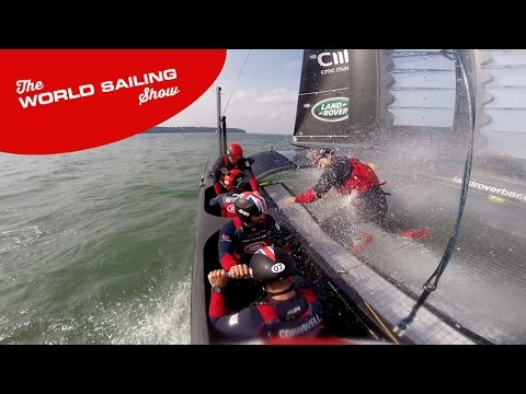 The World Sailing Show - March 2016