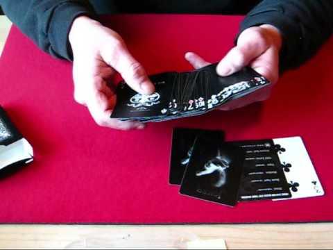 Deck Review Ellusionist Black