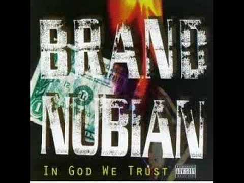 Brand Nubian - Black And Blue