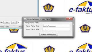 Input NSFP Dalam Aplikasi e-Faktur