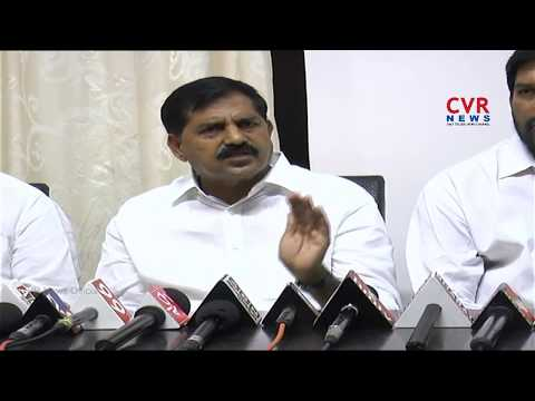 Minister Adinarayana Reddy Fires on YS Jagan over Nara Hamara TDP Hamara Meeting Issue | CVR News