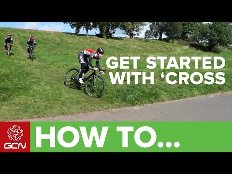 How To Ride Cyclocross An Introduction For Road Riders