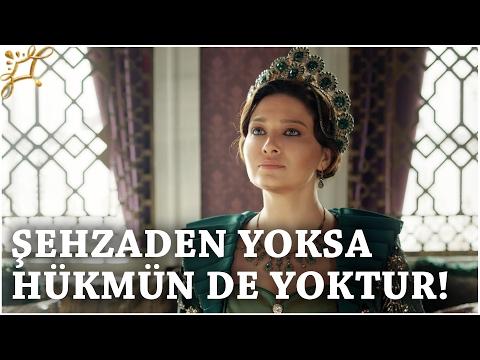Muhteşem Yüzyıl Kösem Yeni Sezon 10.Bölüm (40.Bölüm)   Şehzaden Yoksa Hükmün de Yoktur!