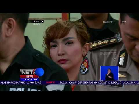 Roro Fitria Tersangka Kasus Narkoba - NET 16 MP3