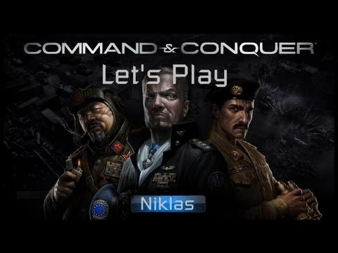 Let's Play Command & Conquer Generle (GERMAN) AP Mission 3 (3/3)