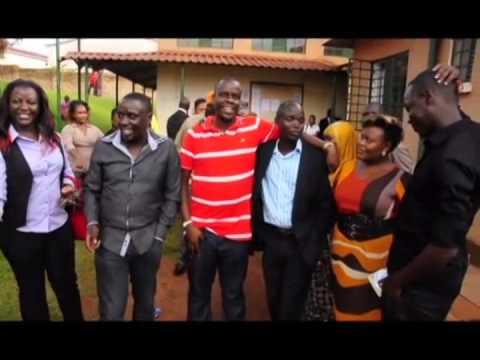 Lugambo: Abali abayimbi ba Eagles Production bali mu kkoti Nakawa