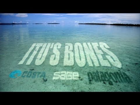 Itus Bones Featurette Fly fishing Bonefish