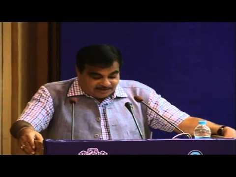 Shri Nitin Gadkari addresses State Transport Ministers Conference