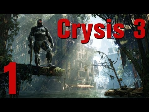 Crysis 3 Walkthrough Part 1 - Introduction