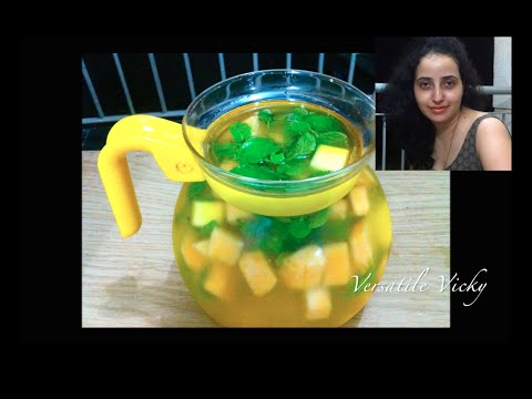 Quick Weight Loss Drink / Lose Weight Fast with Mangoes / Fat Cutter Mango Slimming Drink